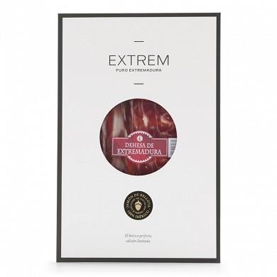 Jamón de bellota 100% Ibérico D.O. Dehesa de Extremadura 80gr