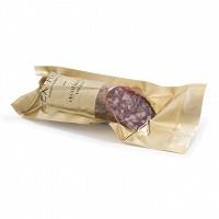 Salchichón cular ibérico de bellota ecológico 1/4 de pieza