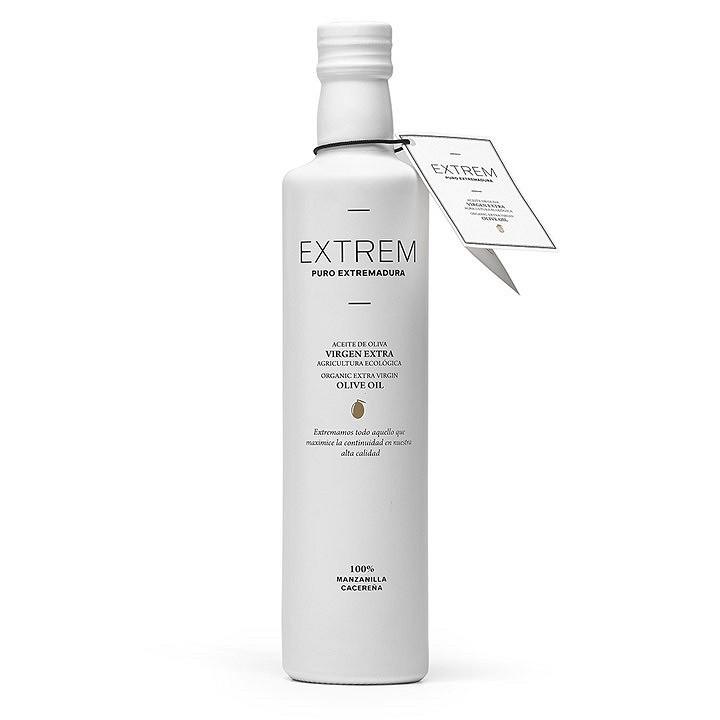 Aceite de oliva virgen extra ecológico D.O.P Gata Hurdes 500ml