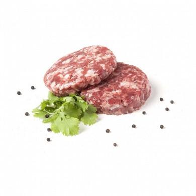 Hamburguesa de cerdo ibérico de bellota