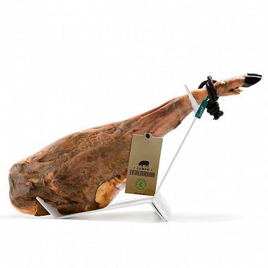 Jamón de cebo de campo ibérico 50% Raza ibérica - entero