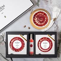 Cofre Premium de Paleta de Bellota ibérica 75% Raza Ibérica