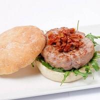 hamburguesa de bellota